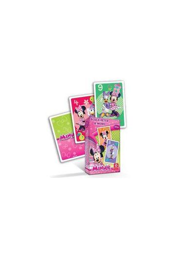 Carti de joc Disney Minnie Black Peter & Memo