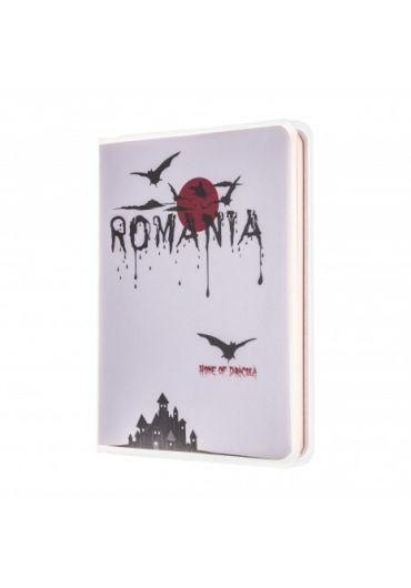 Agenda nedatata Dracula foaie dictando 120 pagini