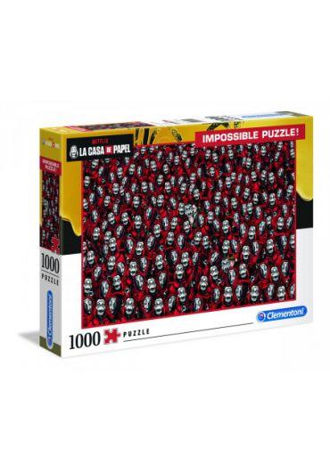 Puzzle Impossible La Casa del Papel 1000 de piese