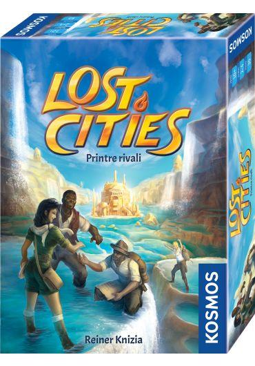Lost Cities - Printre Rivali