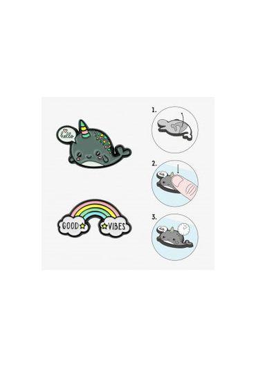 Sticker metal - Goodvibes