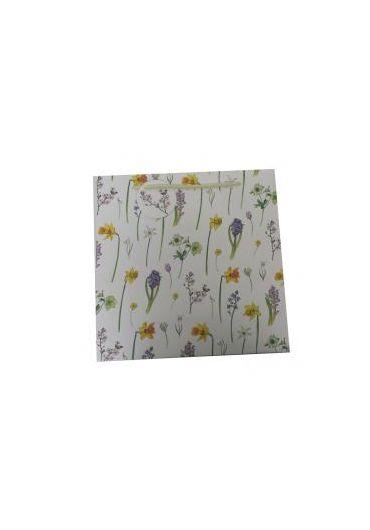 Punga de cadou medie - Madeleine Floyd Spring Floral