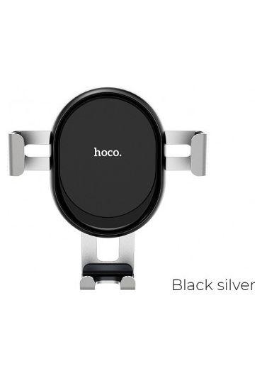Suport Auto Hoco Air Vent CA56 Gravity Negru-Argintiu