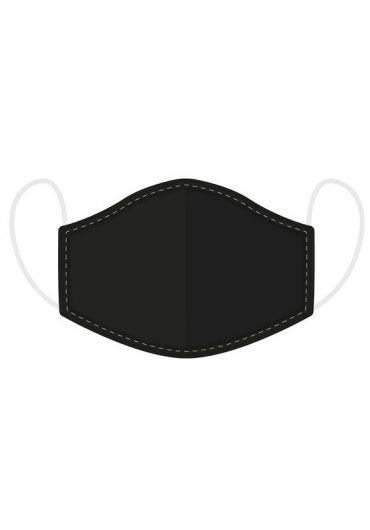 Masca de protectie reutilizabila - Black Large