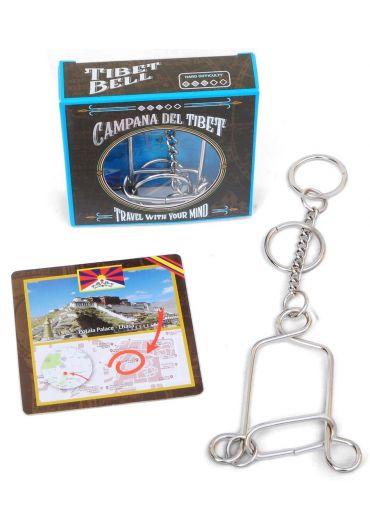 Puzzle metalic - Tibet Bell