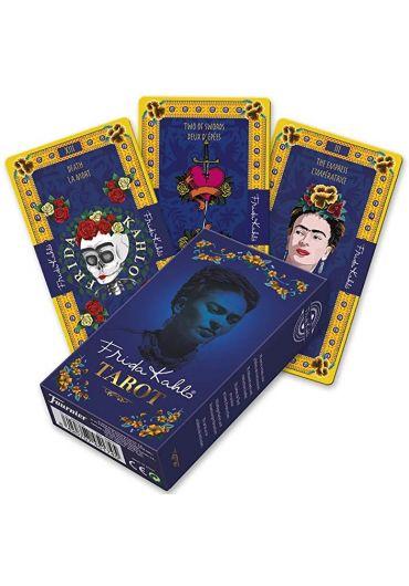 Carti de Tarot Frida Kahlo