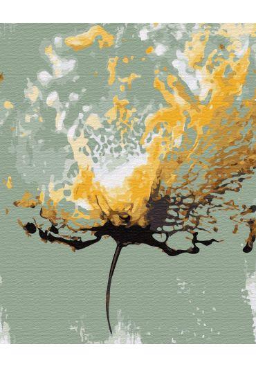 Set Picturi pe numere, Acuarello, 40X50 cm - Abstract Flower