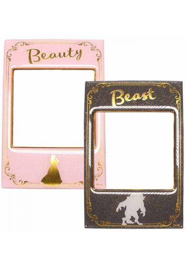 Set 2 Rame Foto-Magneti - Beauty & The Beast
