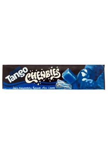 Bomboane gumate - Tango Chewbies Blue Raspberry