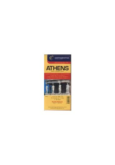 Harta rutiera Atena