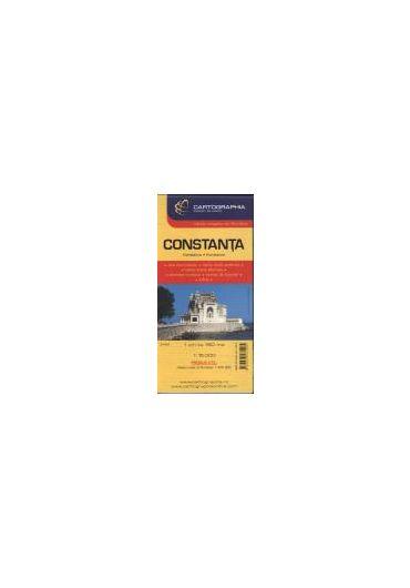 Harta rutiera Constanta