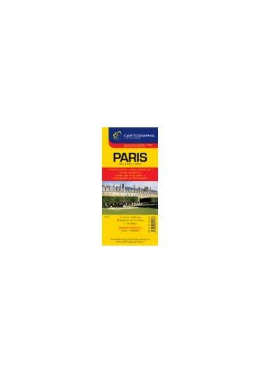Harta rutiera Paris