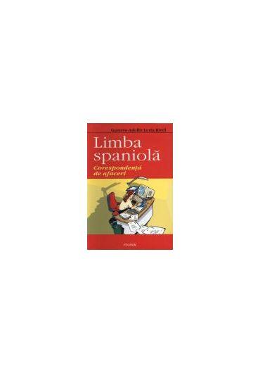 LIMBA SPANIOLA - CORESPONDENTA DE AFACERI