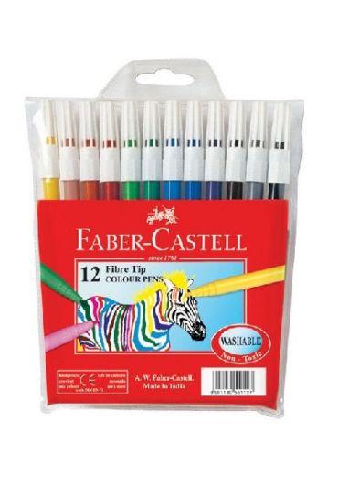 Carioca 12 culori Faber Castell