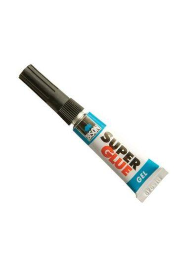 Adeziv cianoacrilat Bison Super Glue liquid