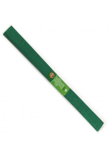 Hartie creponata verde inchis
