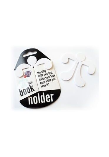 Semn de carte alb - Little Book Holder