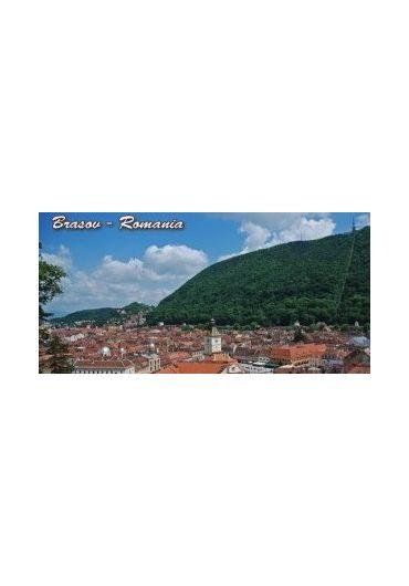 Magneti - imagini turistice, format 4x11 cm