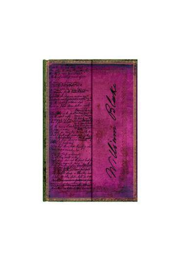Agenda Blake poems embellished manuscripts