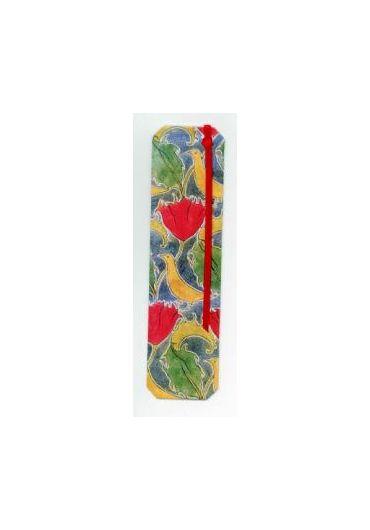 V&A bookmark design for textile or wallpaper