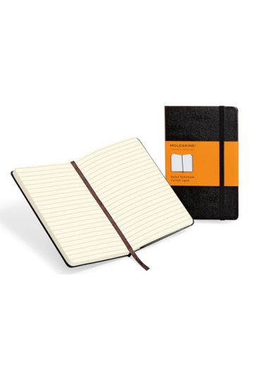 Notebook large ruled