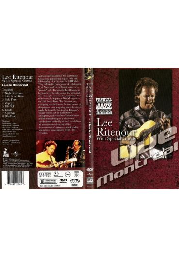 Lee Ritenour - Live in Montreal - DVD