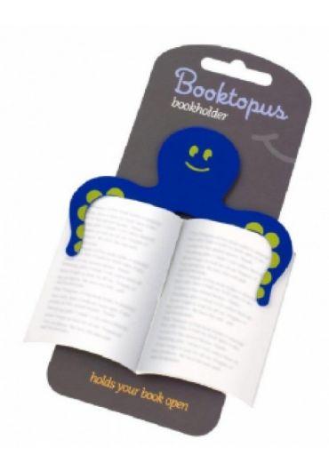 Semn de carte - Booktopus Blue