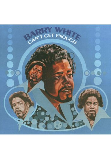 Barry White - Can't get enough - CD