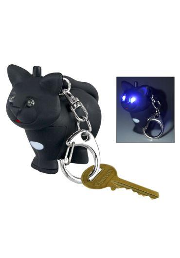 Breloc Cat led