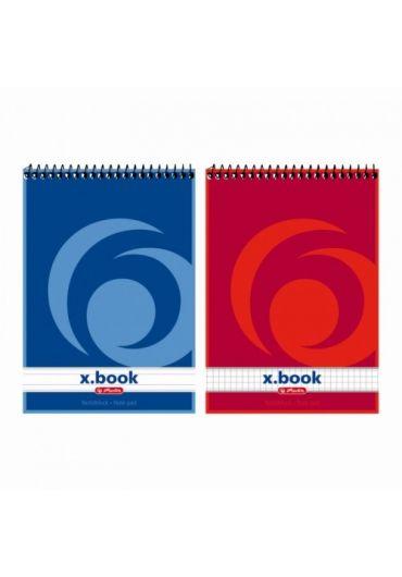 Bloc notes A5 50 f dictando cu spirala - X. Book