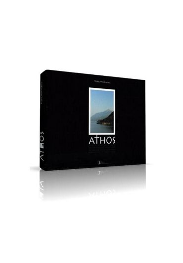 Athos. Arhitectura si spatiu sacru
