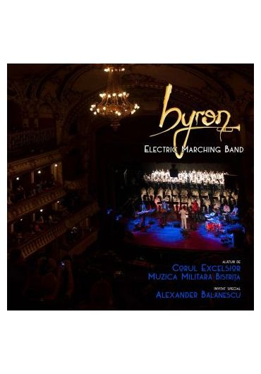 Byron - Electric marching band (DVD)