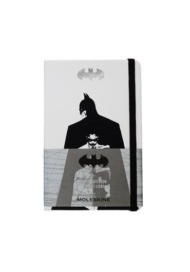 Batman ruled notebook