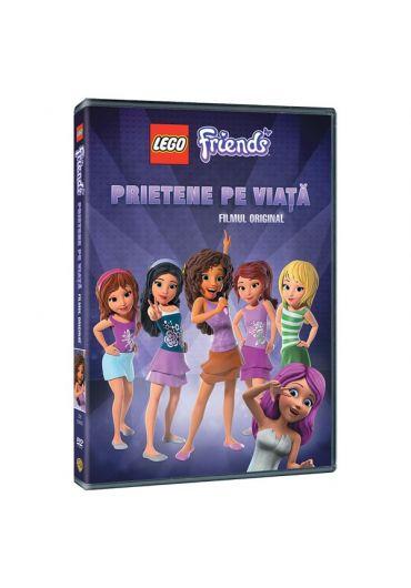 LEGO Friends. Prietenie pe viata [DVD] [2015]