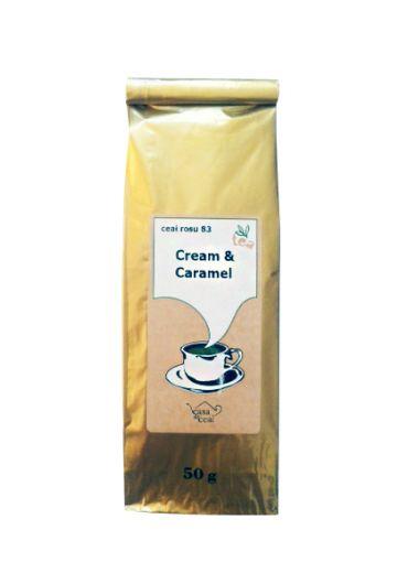 Ceai Cream & Caramel M83