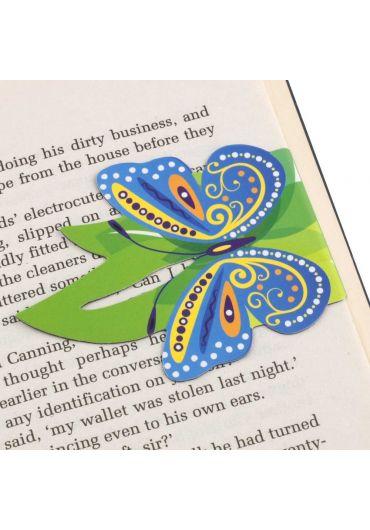Semne de carte magnetice - Linemarkers Butterflies