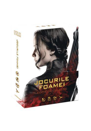 Pachet Jocurile Foamei 4 DVD