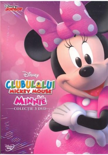 Mickey Mouseclubhouse - Minnie Collection [DVD] [2015]
