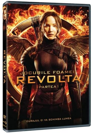 The Hunger Games - Mockingjay Part I [DVD] [2015]
