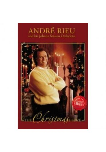 Andre Rieu - The Christmas I Love - DVD