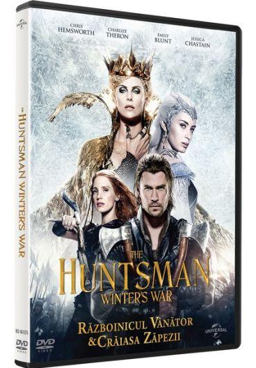 The huntsman. Winter's war/Razboinicul vanator & Craiasa zapezii DVD