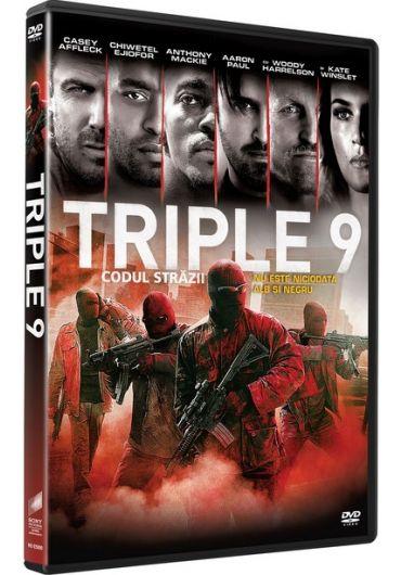 Triple 9/Codul strazii DVD