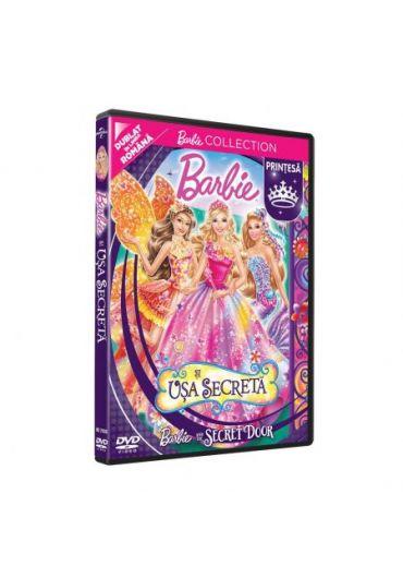 Barbie and the secret door [DVD] [2014]