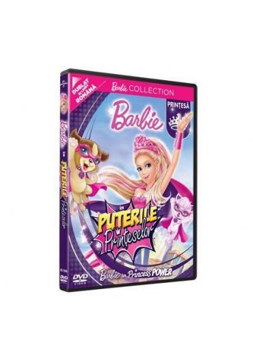 Barbie in princess power/Barbie in Puterile Printeselor DVD