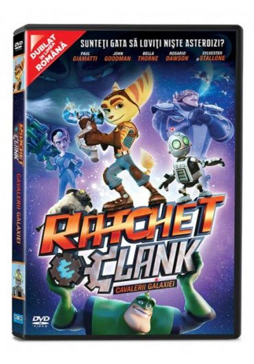 Ratchet & Clank [DVD] [2016]