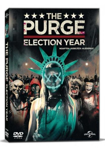 The purge: Election Year [DVD] [2016]