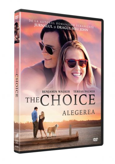 The Choice [DVD] [2016]