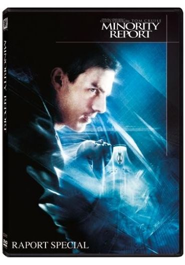 Minority Report [DVD] [2011]