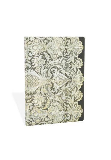 Agenda Ivory Veil Midi Lined - Lace Allure