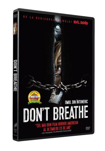 Don't Breathe [DVD] [2016]
